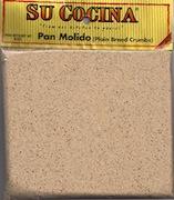 Su Cocina Label, Pan Molido Recall [US]