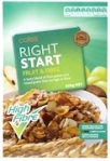 Coles Right Start Breakfast Cereal Recall [Australia]