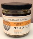 Williams-Sonoma Pumpkin Seed Pesto Recall [US]