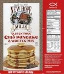 Gluten Free Chia Pancake and Waffle Mix Recall [US]