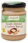 Macro Almond, Brazil and Cashew Spread Recall [Australia]
