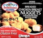 Bell & Evans Gluten-Free Breaded Chicken Recall [US]