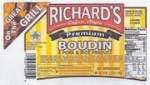 Boudin Pork and Rice Recall [US]