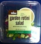 Wawa Garden Rotini Salad Recall [US]