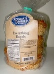 Schwartz Brothers Everything Bagel Recall [US]