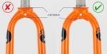 Orange RX9 Bicycle Fork Recall [UK]