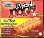 City Line Frozen Pretzel Hot Dog Recall [US]