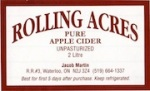 Unpasteurized Apple Cider Recall [Canada]