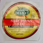 Fabrique Delices Sausage Recall [US]