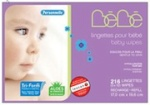 Nutek Disposables Baby Wipe Recall [Canada]