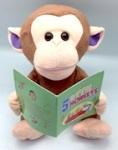 Giggles Animated Monkey Toy Recall [US]