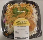 Tofu Pad Thai Bowl & Salads Recall [US]