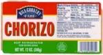 Garcia Foods Pork Chorizo Recall [US]