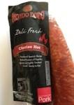 Mondo Doro Chorizo Recall [Australia]