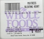 Whole Foods Markets Bleating Heart Cheese Recall [US]