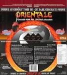 Orientale brand Chocolate Fondue Product Recall [Canada]