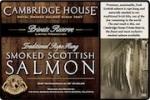 Cold Smoked Salmon Recall [US]