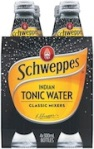 Schweppes Indian Tonic Water Recall [Australia]