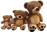 Dunelm CJ Bear Stuffed Animal Toy Recall [UK]