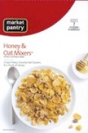 Market Pantry Honey & Oat Cereal Recall [US]