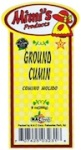 Mimi's Ground Cumin Recall [US]