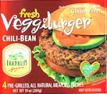 Franklin Farms Chili-Bean Veggiburger Recall [US]