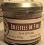 French Pork Rillette Recall [US]