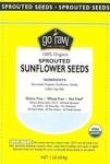 Go Raw Organic Sunflower Seed Recall [US]