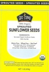 Go Raw Organic Sunflower Seed Recall [US]