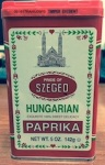 Szeged Sweet Hungarian Paprika Recall [US]