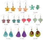 Shared Earth Tagua Earring Recall [UK]