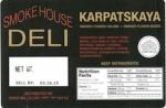Smokehouse Deli Karpatskaya Smoked Cooked Salami