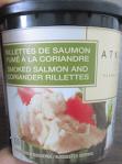 Smoked Salmon and Coriander Rillettes Recall [Canada]