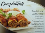 Compliments, Longo's & Our Finest Pasta Recall [Canada]