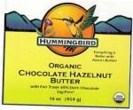 Hummingbird Chocolate Hazelnut Butter Recall [US]