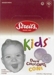 Streit's Kids Dark Chocolate Coin Recall [Canada]