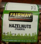 Fairway Raw Hazelnut/Filbert Recall [US]