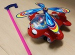 Airplane & Butterfly Push Toy Recall [US]