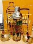Tommy Bahama Hula Girl Cocktail Shaker Set Recall [US]