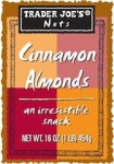 Trader Joe's Cinnamon Almond Recall [US]