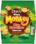 Tesco Milk Chocolate Biscuit Recall [UK]
