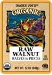 Trader Joe's Raw Walnut Recall [US]