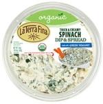 La Terra Fina Organic Spinach Dip Recall [US]