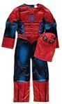 Asda Spiderman Light-Up Dress-Up Costume Recall [UK]