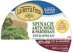 La Terra Fina Spinach Dip Recall [US]