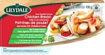 Lilydale Chicken Breast Recall [Canada]