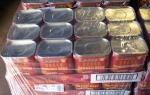 Laser brand Corned Beef Recall [US]