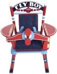 Fly Boy Airplane Rocker Chair Recall [US]