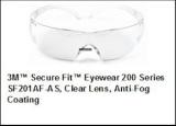 3M Secure Fit Eyewear Recall [Australia]
