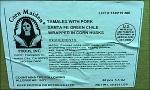 Corn Maiden Beef & Pork Product Recall [US]